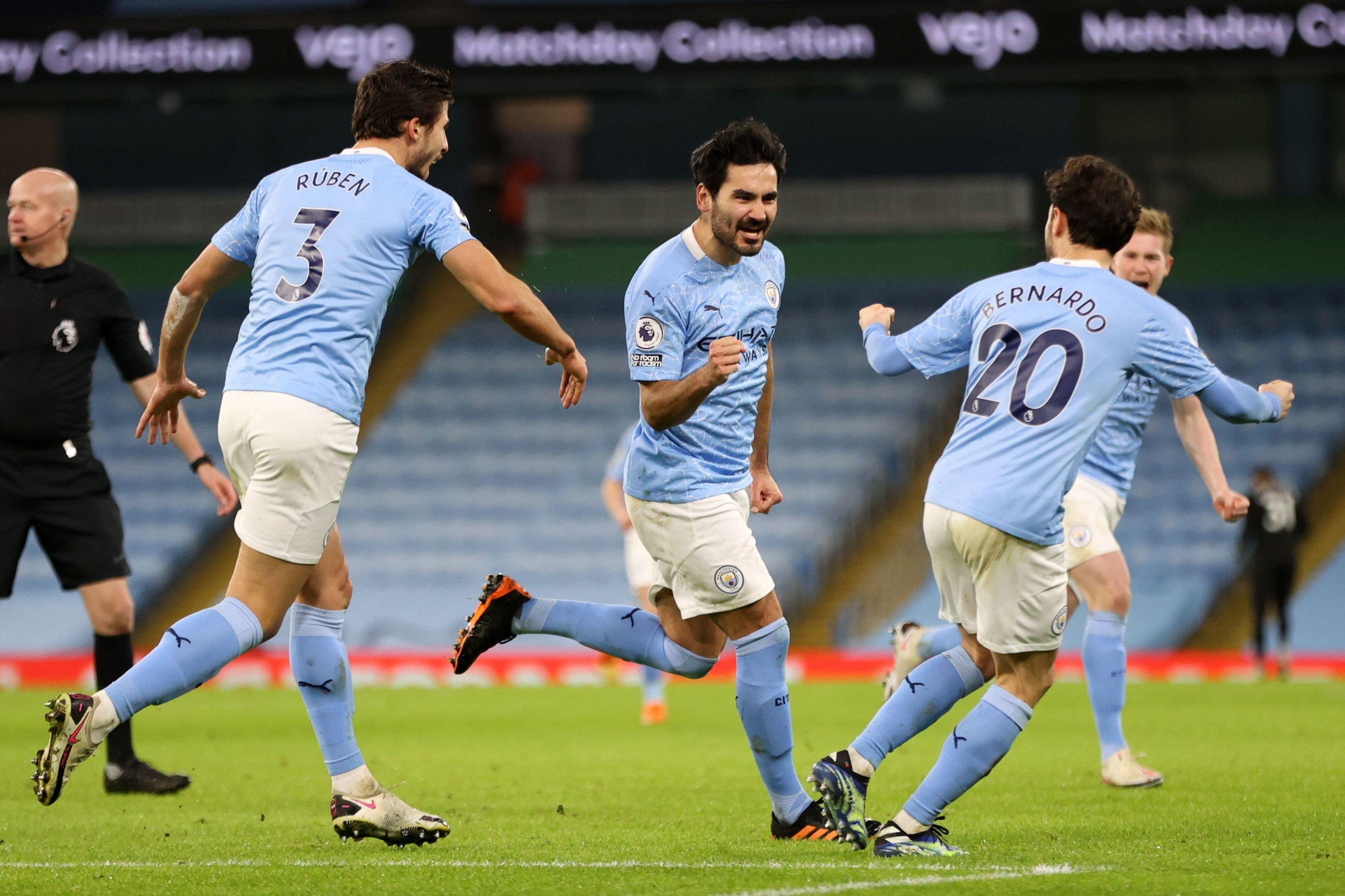Man City season extra special says Guardiola