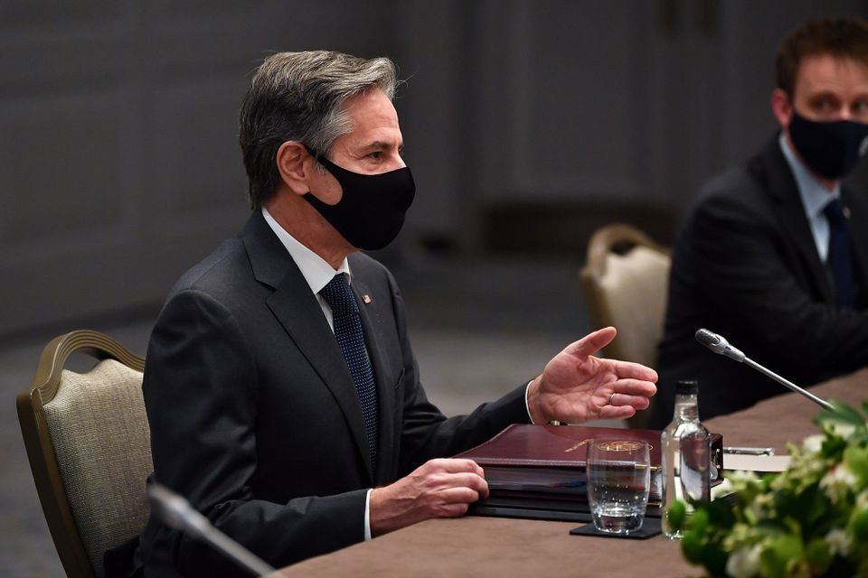 Britain hosts first G7 foreign ministers meeting since start of pandemic