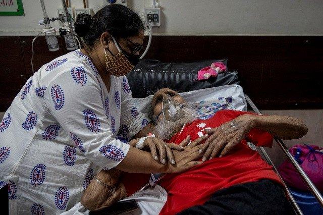 Indias Covid 19 case total nears 20 million