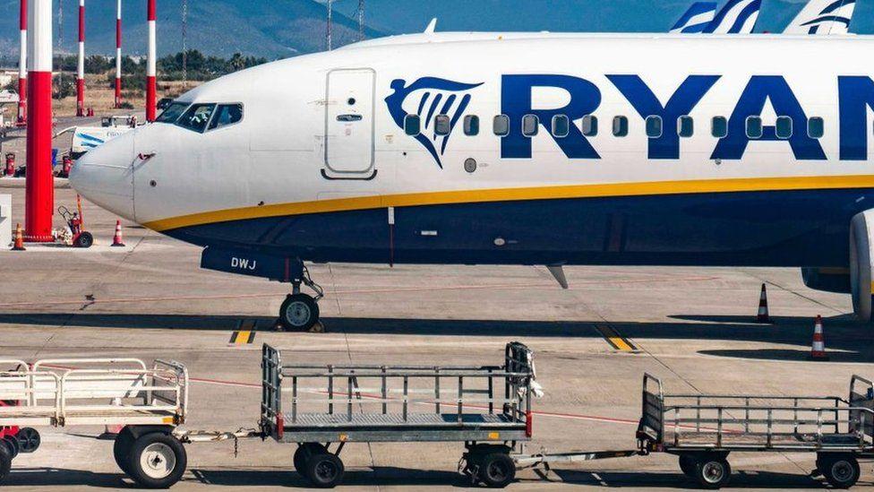 Ryanair: Signs of summer travel rebound