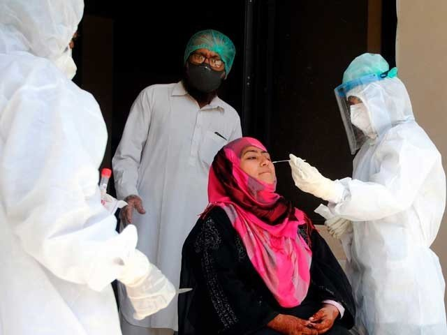 کورونا وبا؛ مزید 102 افراد جاں بحق، مجموعی اموات کی تعداد 20 ہزار سے تجاوز
