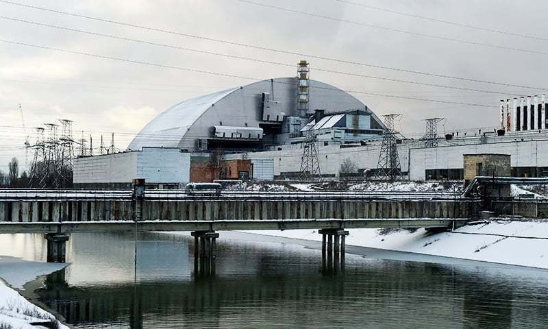 Chernobyl's inaccessible nuclear chamber is smoldering again