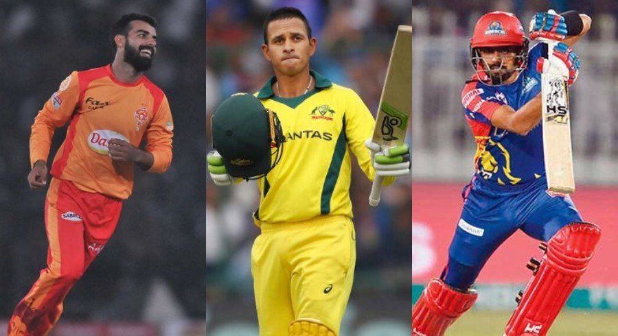 Khawaja eager to play with 'mature' Shadab, against 'world-class' Babar