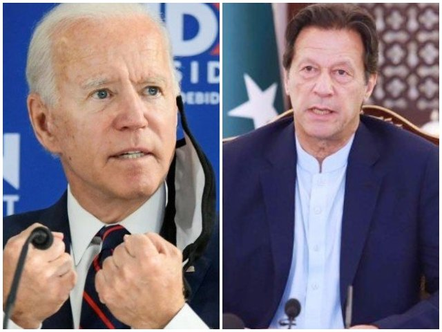 Internal review' delays Biden-Imran contact