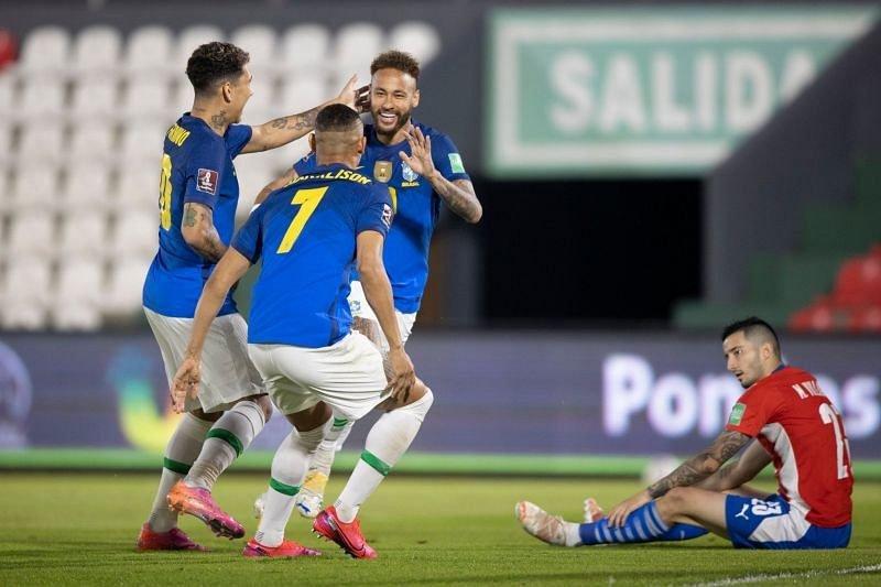 Brazil's players say 'against Copa America' but won't boycott