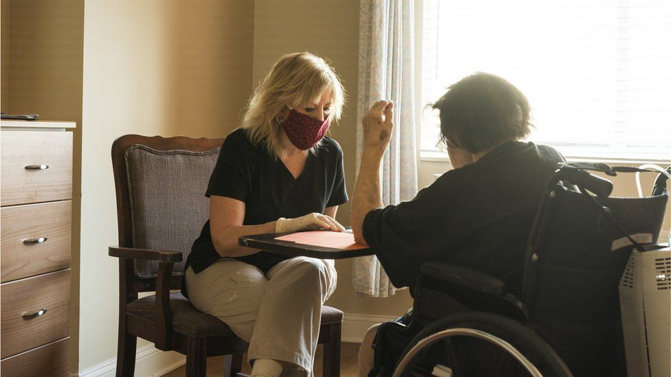 Living wage for care workers in Welsh government's plans