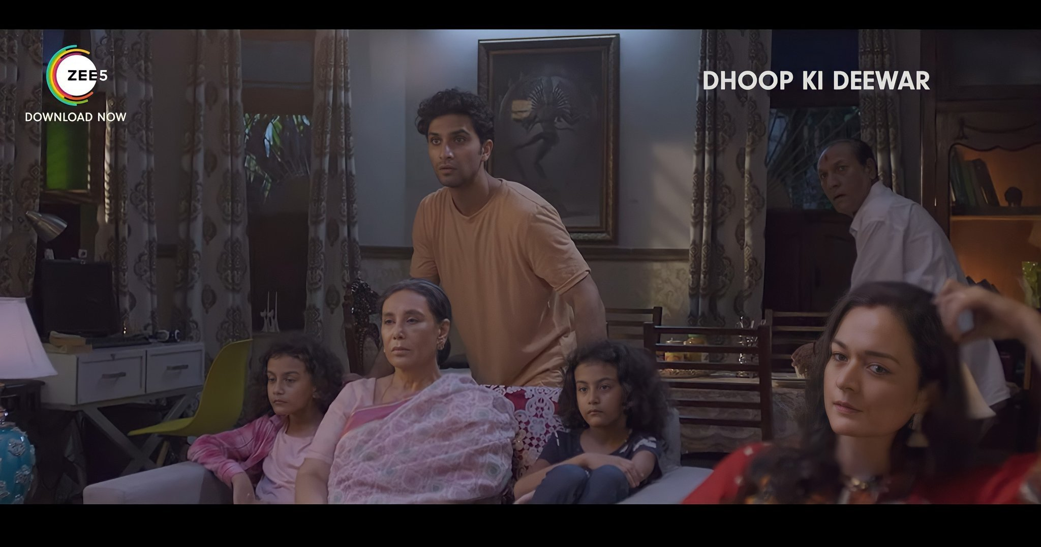 Dhoop Ki Deewar': Sajal, Ahad-starrer promises an emotional rollercoaster