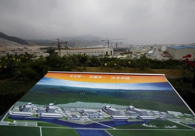 China says no leak at nuclear plant, no change to detection standards