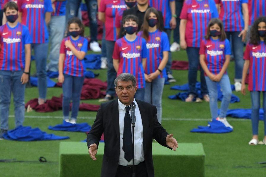 Super League project still alive,' says Barcelona president