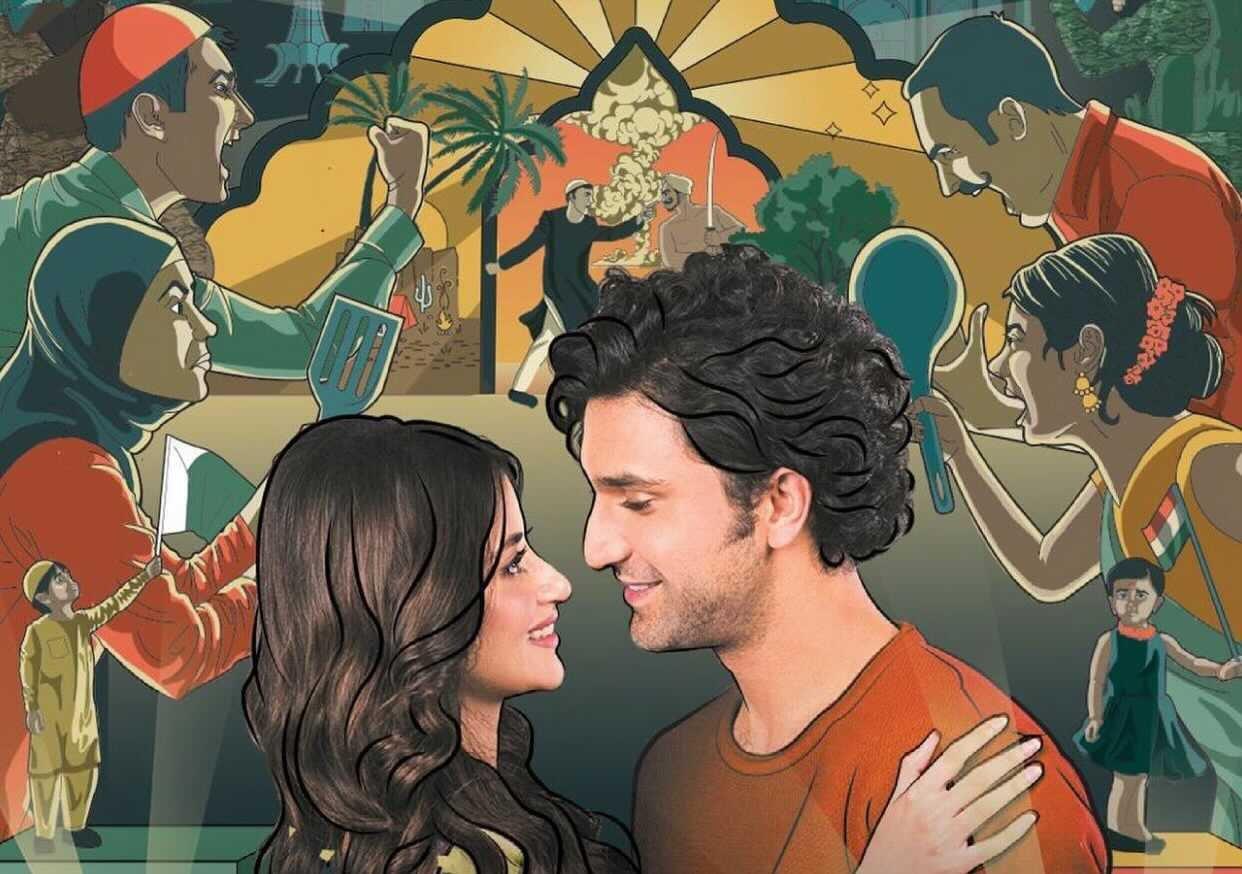 BanDhoopKiDeewar: Fans call to boycott Ahad, Sajal Indo-Pak web series