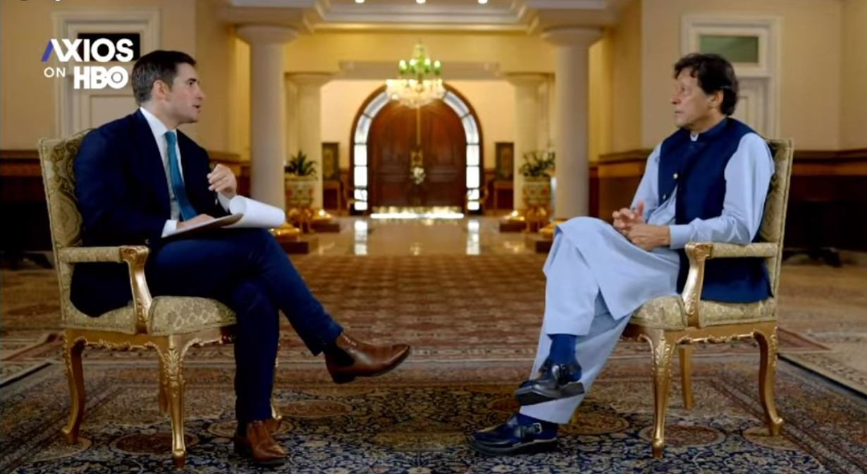 Possibility of civil war in Afghanistan if US withdraws without political settlement: Imran