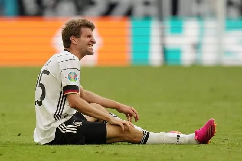 Mueller fitness to be decided on matchday: Germany's Loew