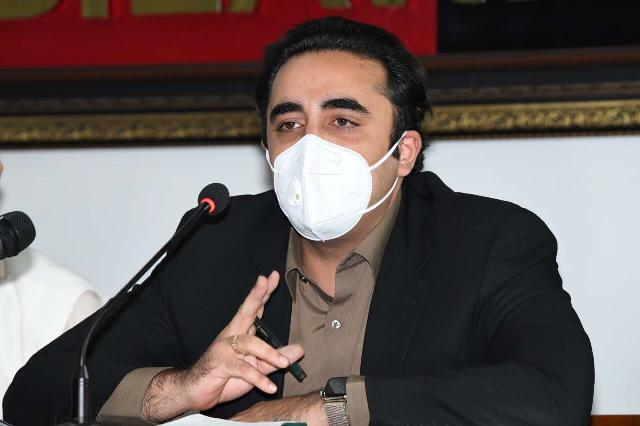 Bilawal blames 'flawed Afghan policy' for Lahore blast