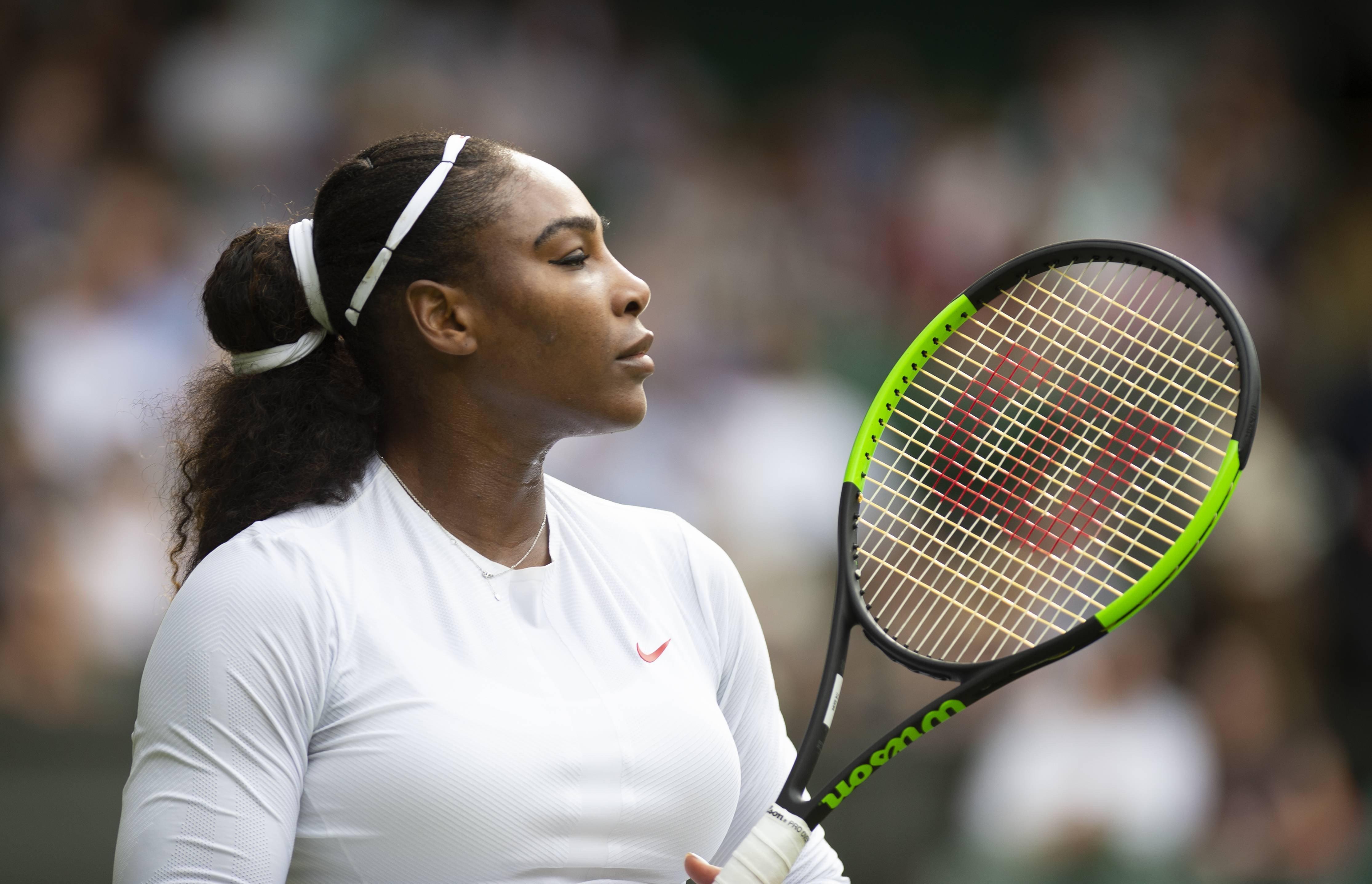 Golden opportunity' awaits Serena at Wimbledon