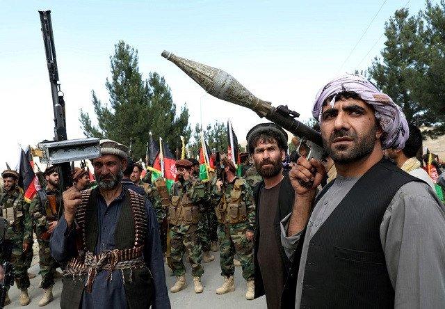 Biden meets Afghan leaders as US troops leave, fighting rages