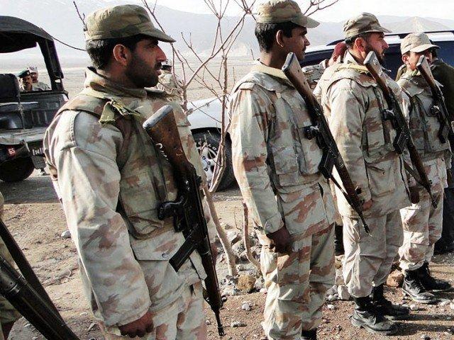 Five FC soldiers martyred in Balochistan terrorist attack