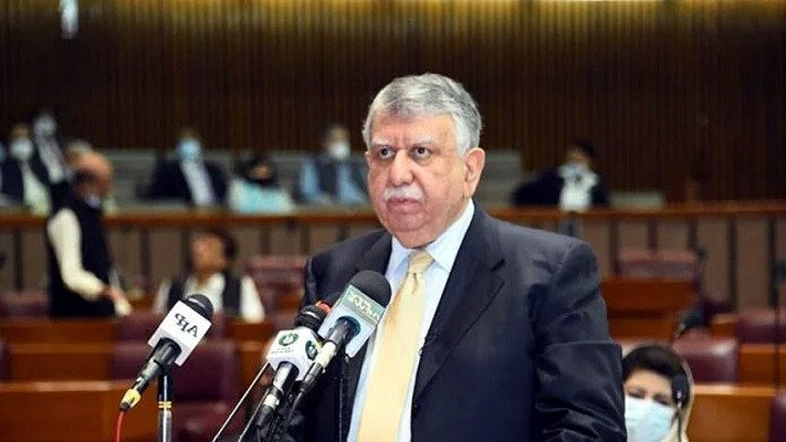 Tarin defends 'budget of hope' in concluding NA session