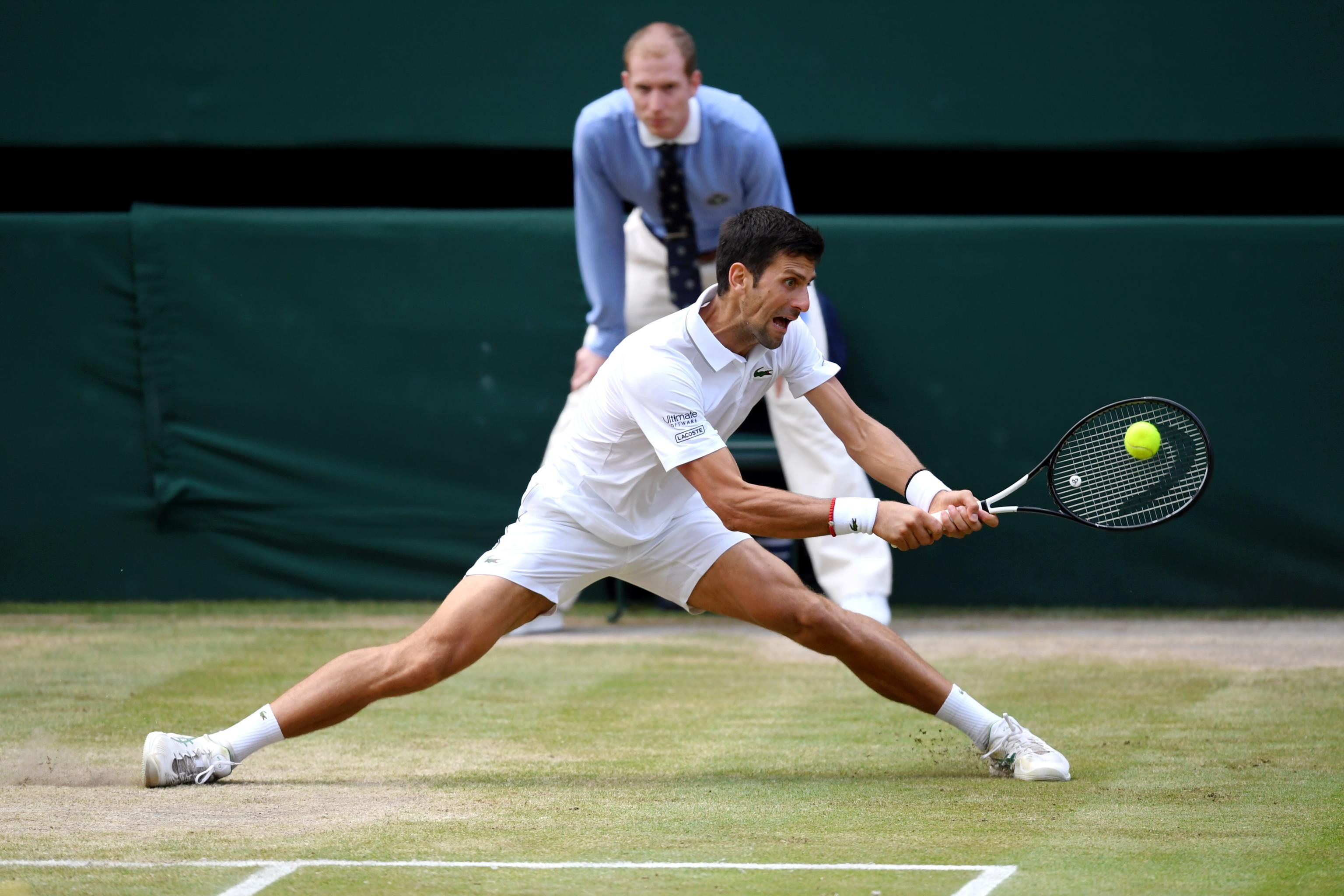 Djokovic on a double mission as glory looms