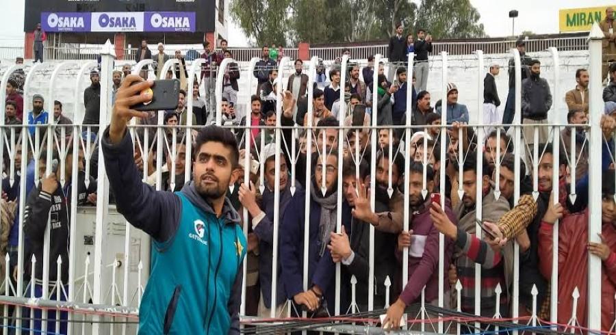 Babar Azam pens a heartfelt letter for Pakistan cricket fans