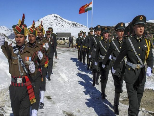 China says border with India stable