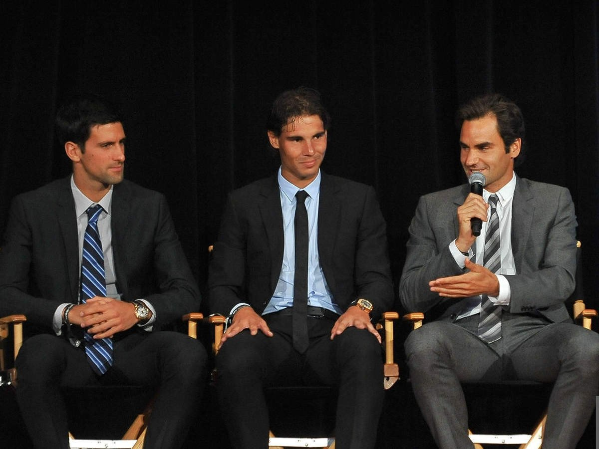 Federer, Djokovic, Nadal are 'gods', but tennis needs devil, says Kyrgios
