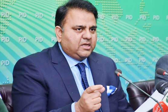India's terrorist network in Balochistan significantly weakened: Fawad Chaudhary