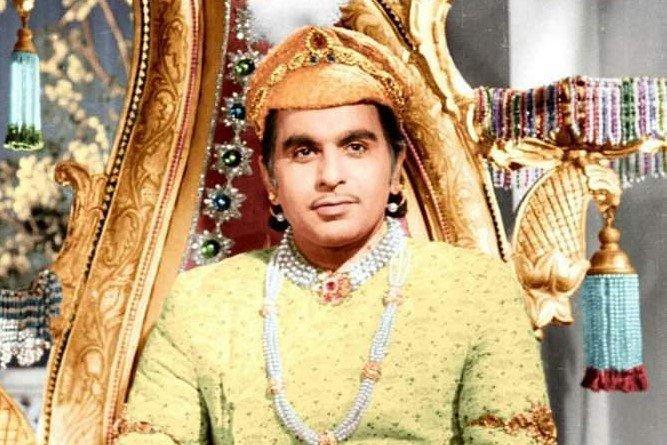 Dilip Kumar: Tragic lover to labouring hero