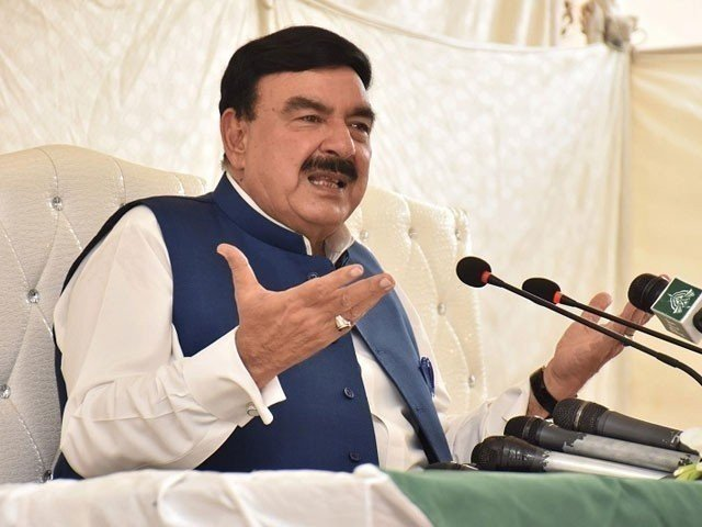 All foreign nationals will be registered: Sheikh Rashid