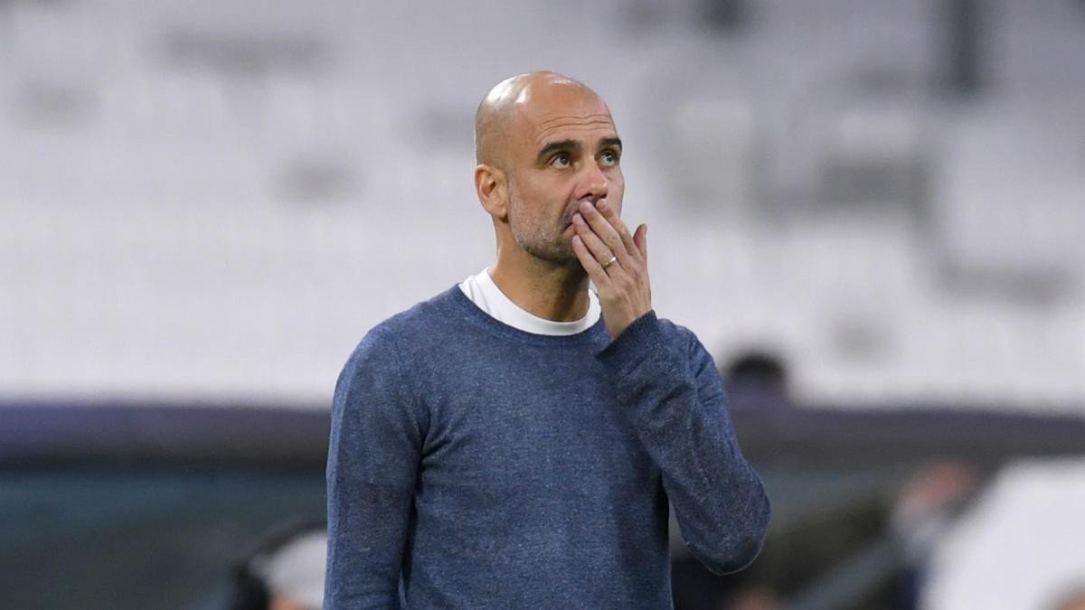 Man City can't meet asking price for strikers: Guardiola