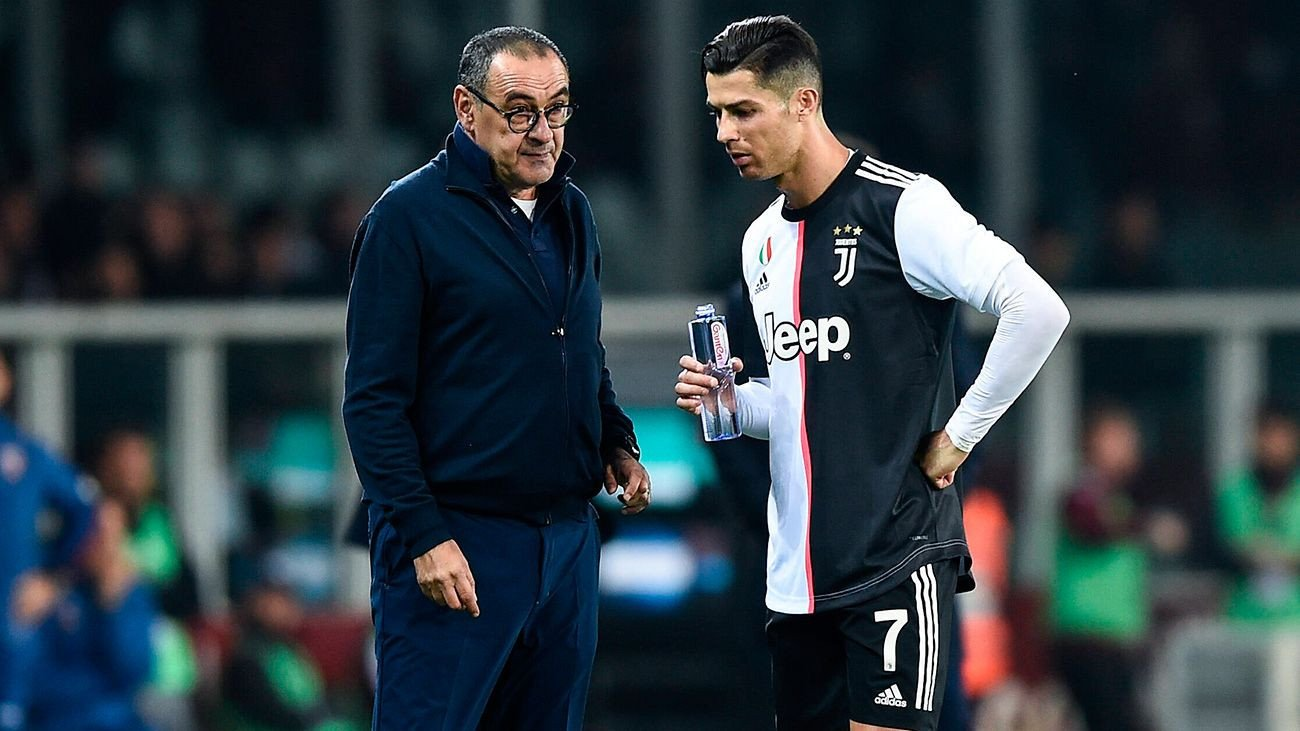 Ronaldo's personal interests difficult to manage, says Sarri