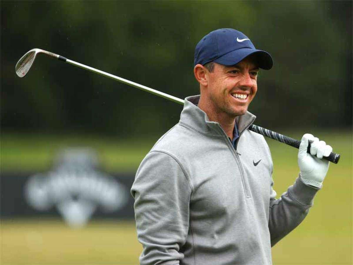 McIlroy relishing Scottish Open challenge