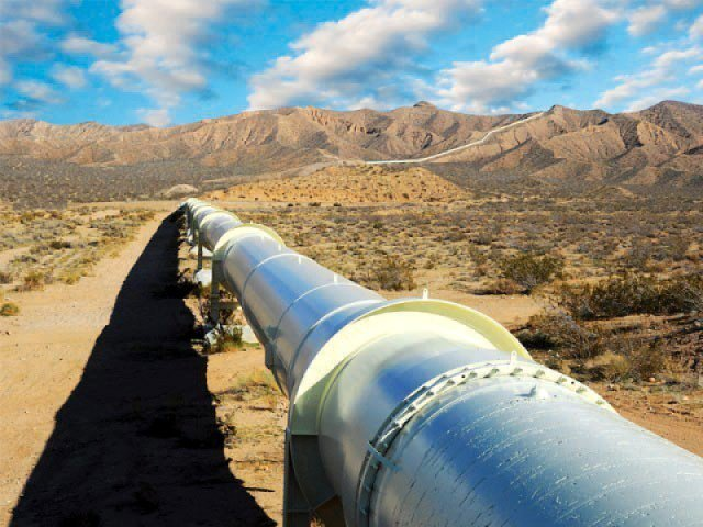 New gas pipeline to be built for uninterrupted LNG supply