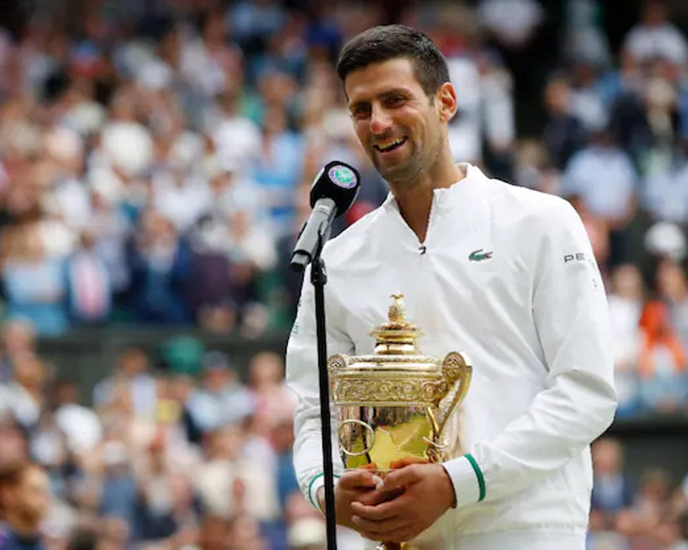 Djokovic says he will play Tokyo Olympics 'with much pride