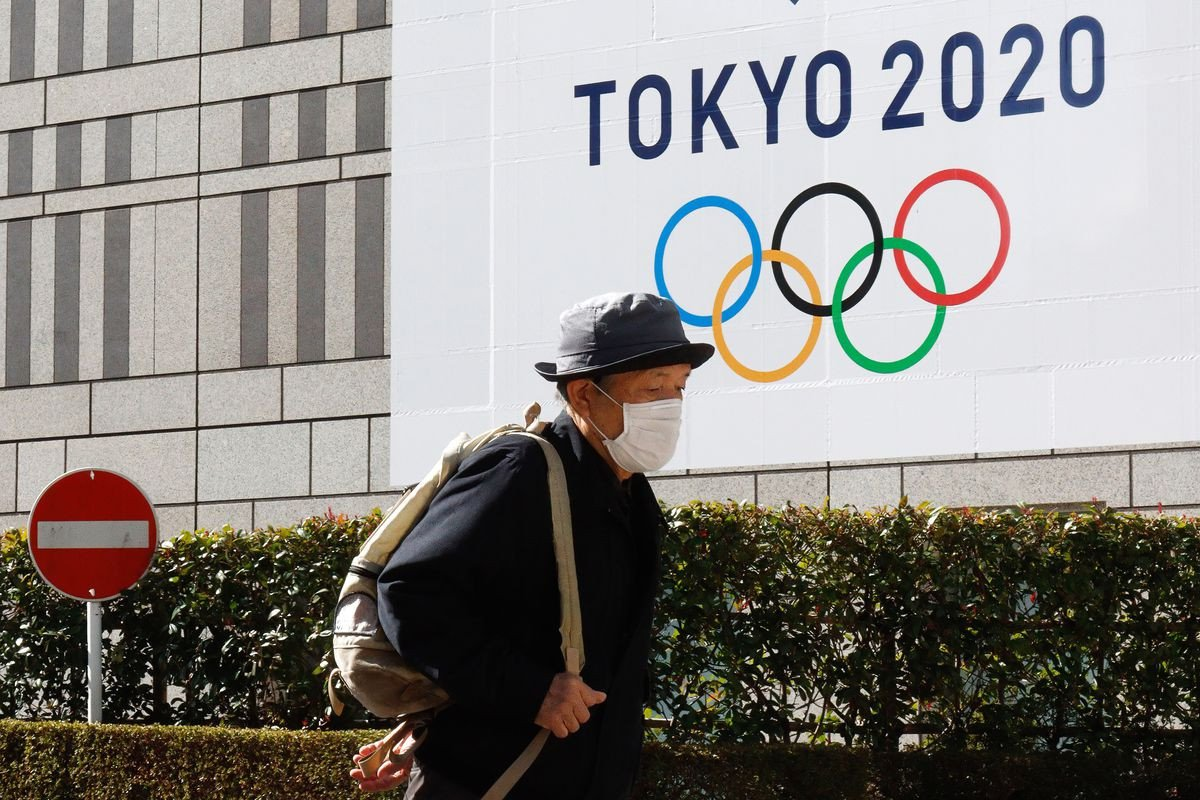 Little fanfare as Tokyo enters Olympic countdown