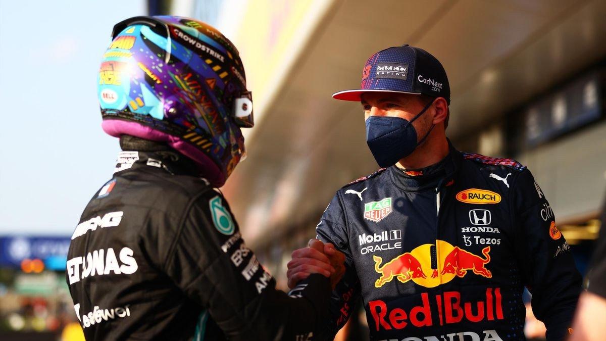 Red Bull boss says Hamilton put Verstappen's life at risk