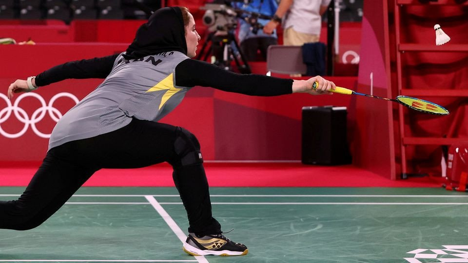 From skorts to hijab, badminton's women wear what they like