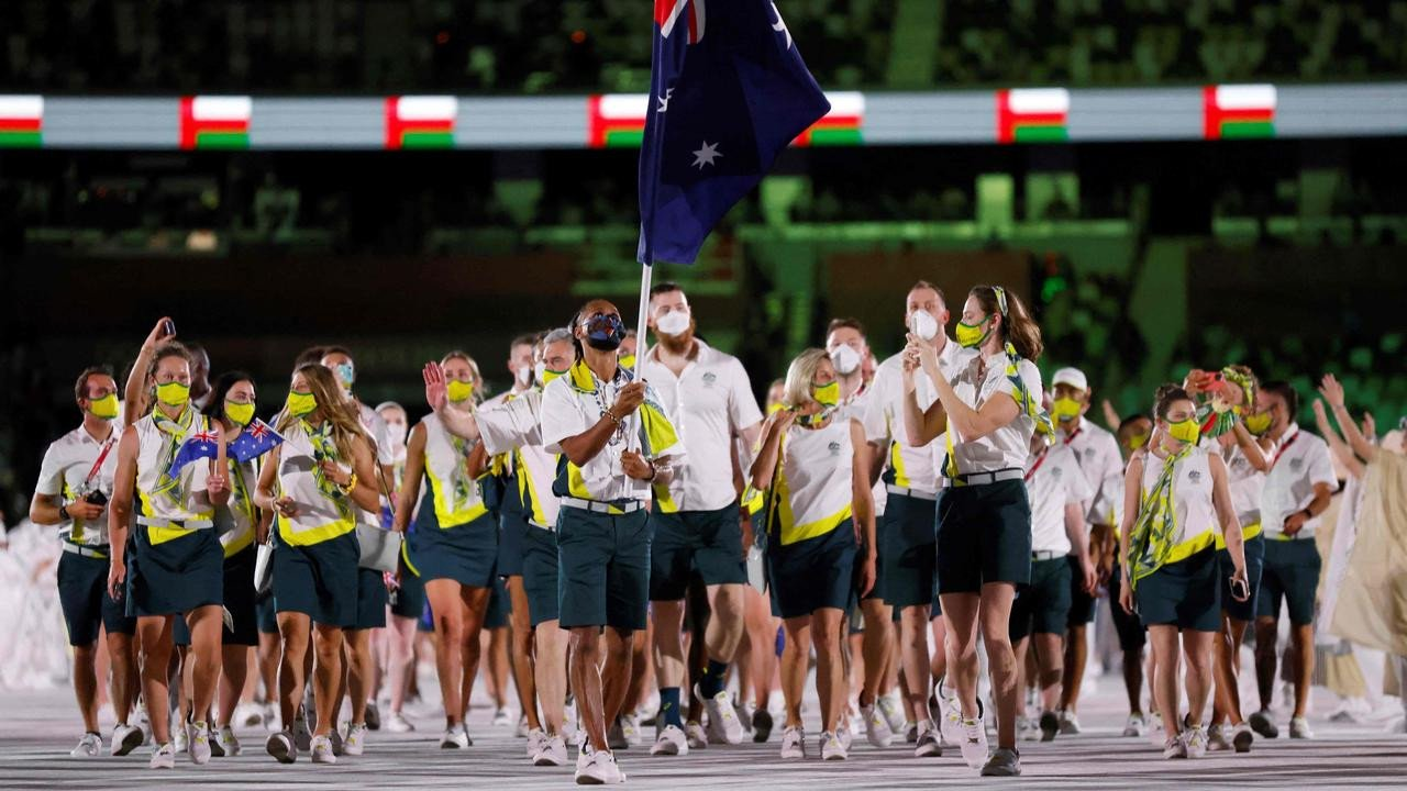 Australia athletes isolating at Olympics as US pole vaulter Covid positive