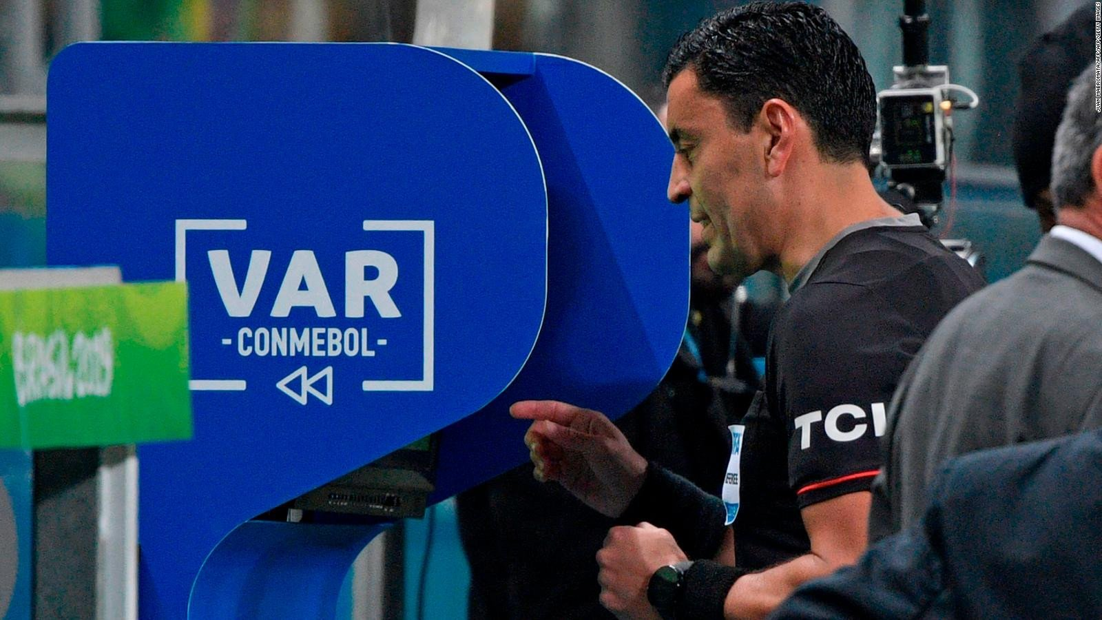 CONMEBOL proposes VAR time-outs and team reviews