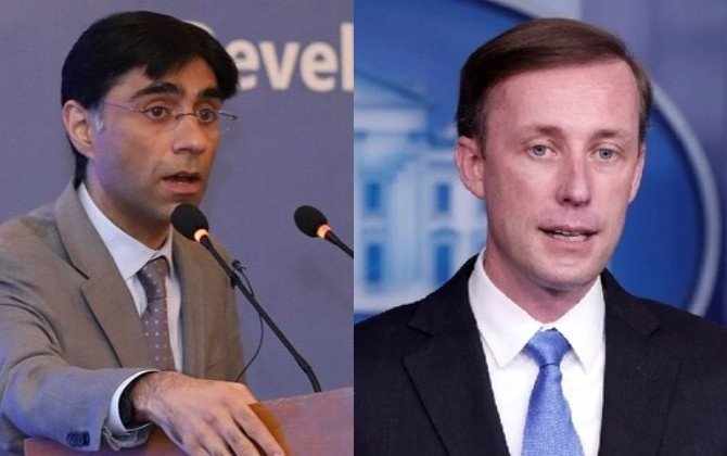 Afghan situation: Pak, US NSAs agree to sustain bilateral cooperation