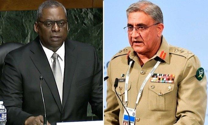 Pentagon chief wants to 'improve' Pak-US ties