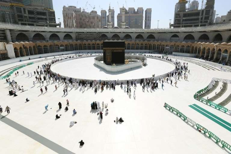 Saudi Arabia opens Umrah to vaccinated worshipers from abroad: SPA