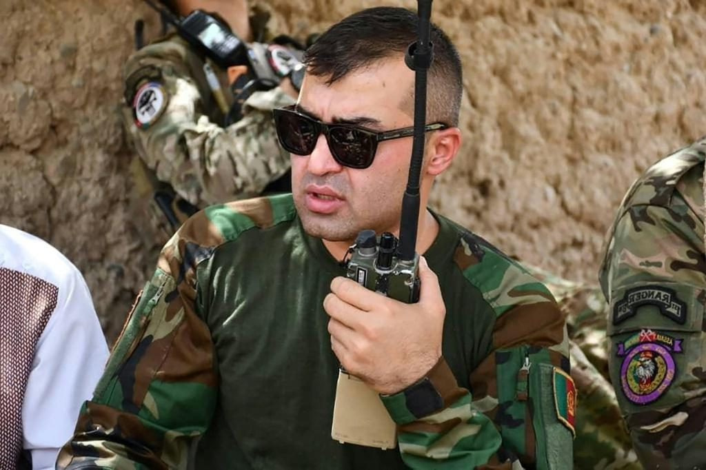 Young Afghan general takes fight against Taliban to social media