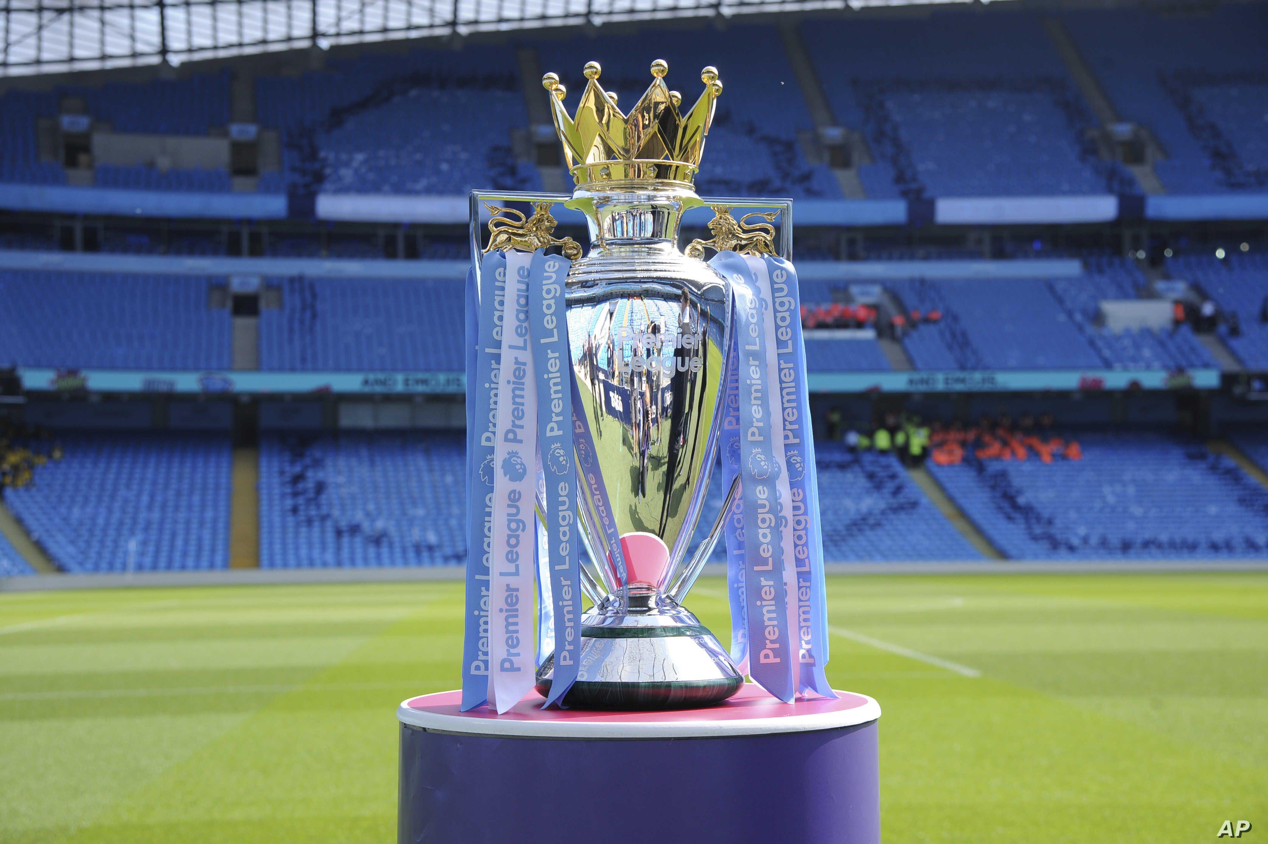 Premier League braced for four-way title race
