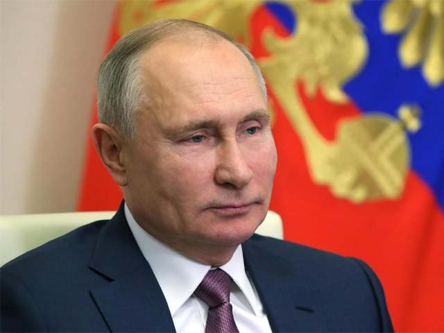 Putin says other countries must not impose their values on Afghanistan