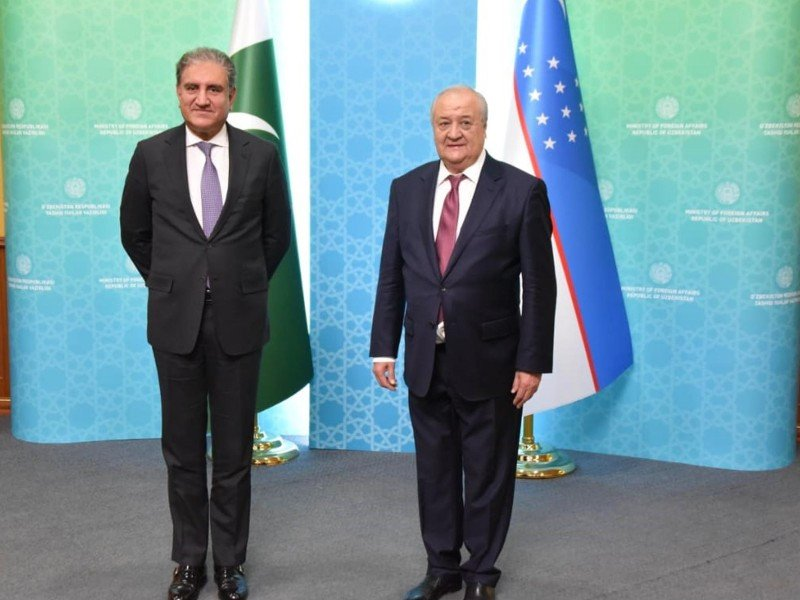 FM consults Tajik, Uzbek counterparts on Afghan situation