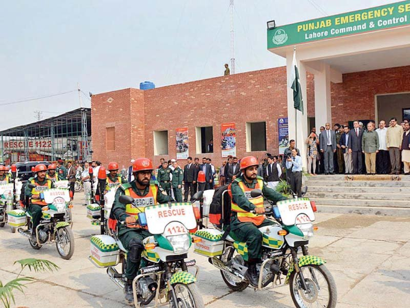 Motorcycle ambulance service launched