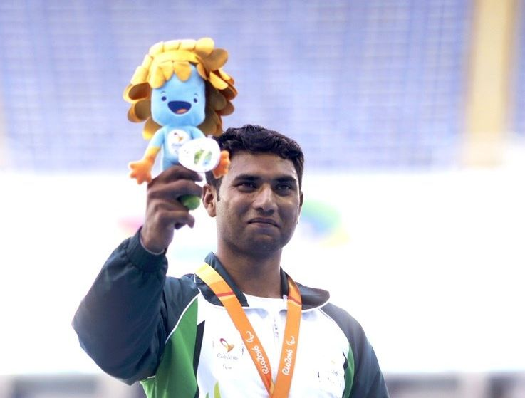 Haider Ali bags first-ever Paralympics gold for Pakistan