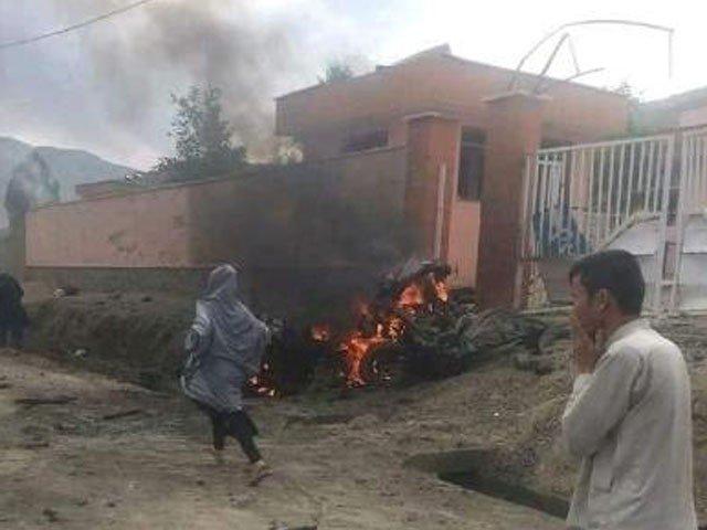 افغانستان ؛ اسکول پر راکٹ حملے میں 25 طالبات جاں بحق، 50 زخمی