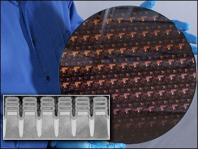 ناخن جتنی جگہ پر 50 ارب ٹرانسسٹرز والا مائیکروپروسیسر