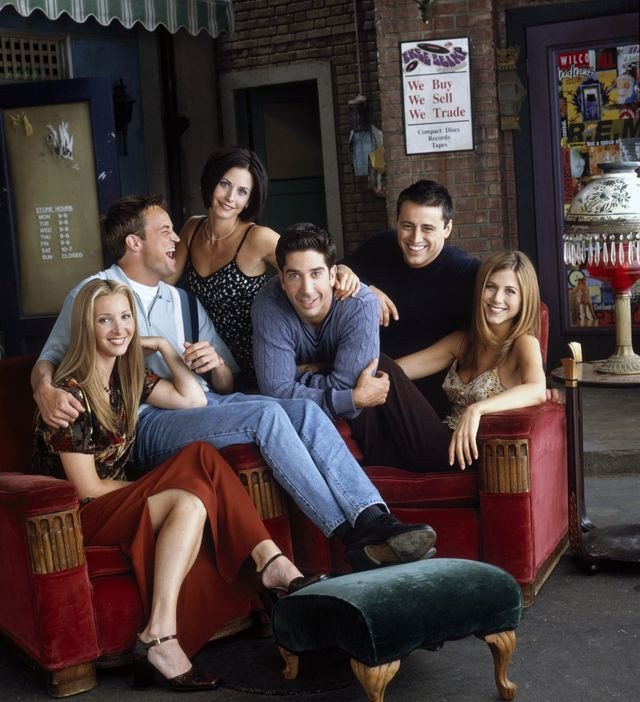 10 reasons why 'Friends' haters are just sad